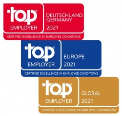 Top Employer 2021